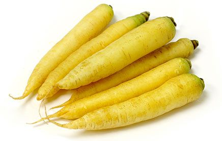 Carrots Large Yellow