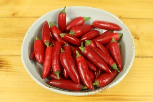 Chillies RED Baby- Bird EYE